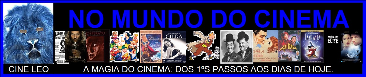 NO MUNDO DO CINEMA