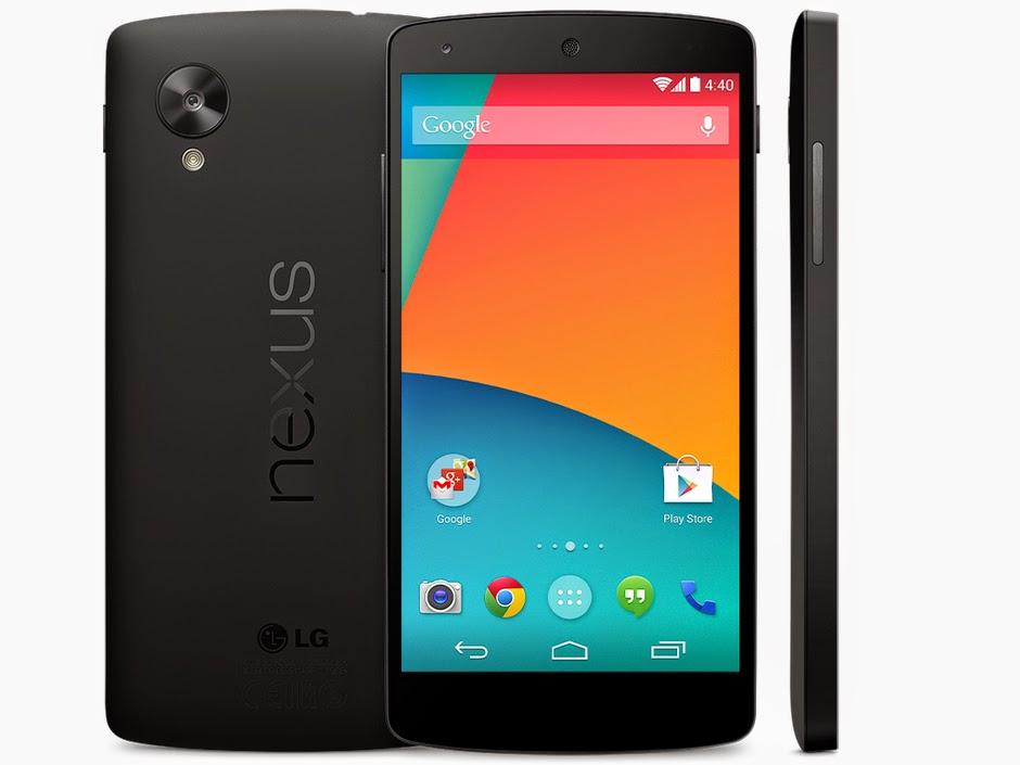 № 4 - Google Nexus 5