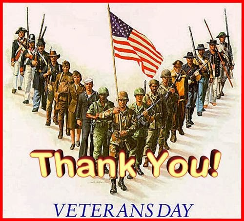 Meaning Sayings on Happy Veterans Day 2013
