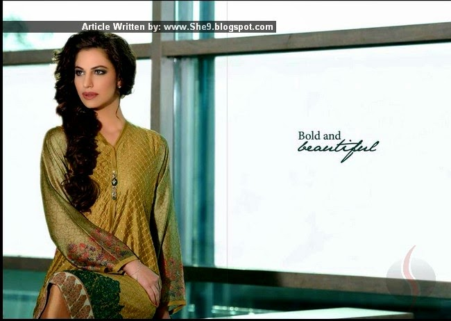 Sobia Nazir Silk Collection 2014