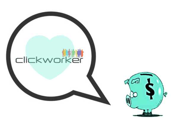 Clickworker - earn from home doing simple tasks