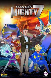 Watch Stan Lee's Mighty 7 (2014) movie free online