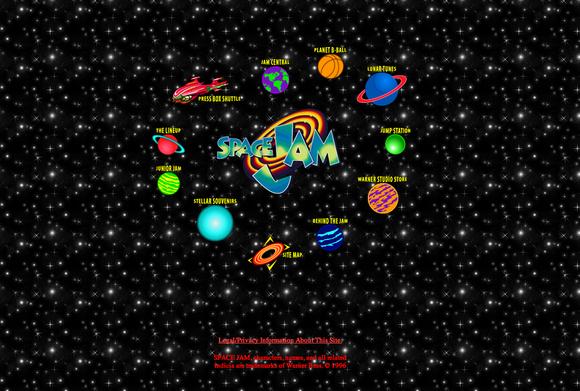 Space Jam - 580x391