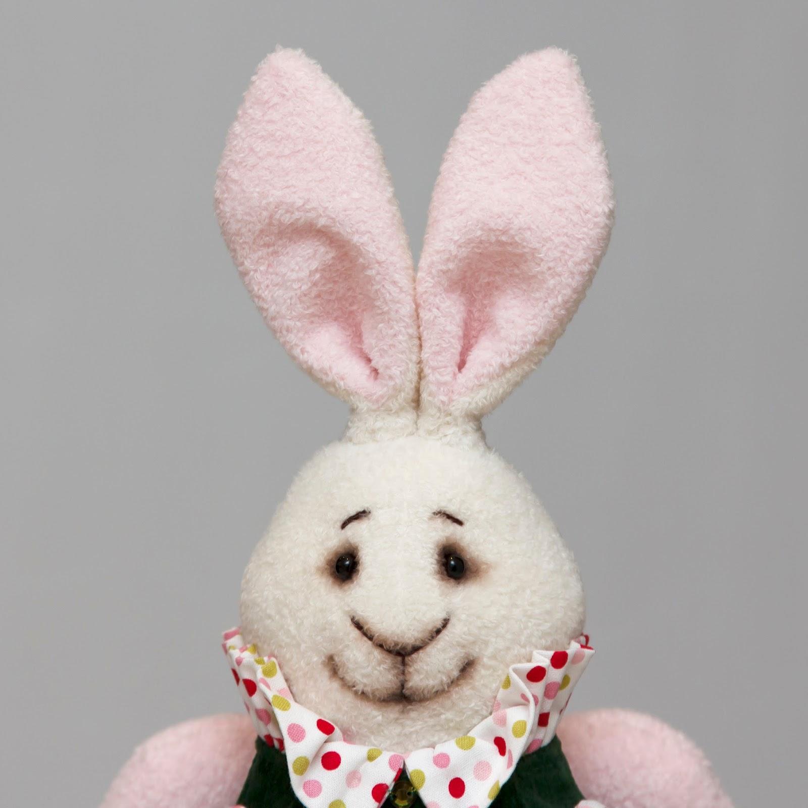 Как сшить зайца своими руками мастер класс 288