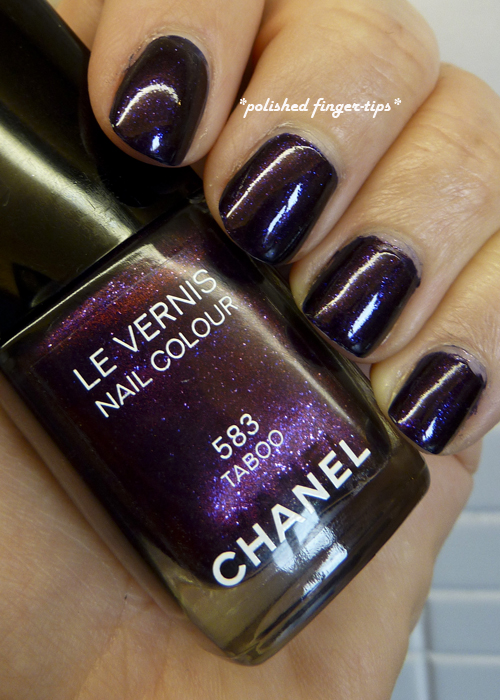 Chanel Taboo - Artificial Light