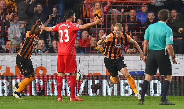 Video Gol Hull City vs Liverpool 1-0