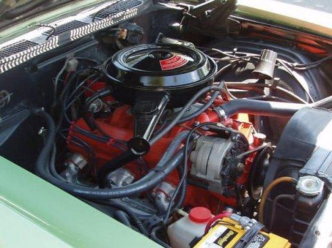 Camaro3rdgen Motores Chevrolet V8