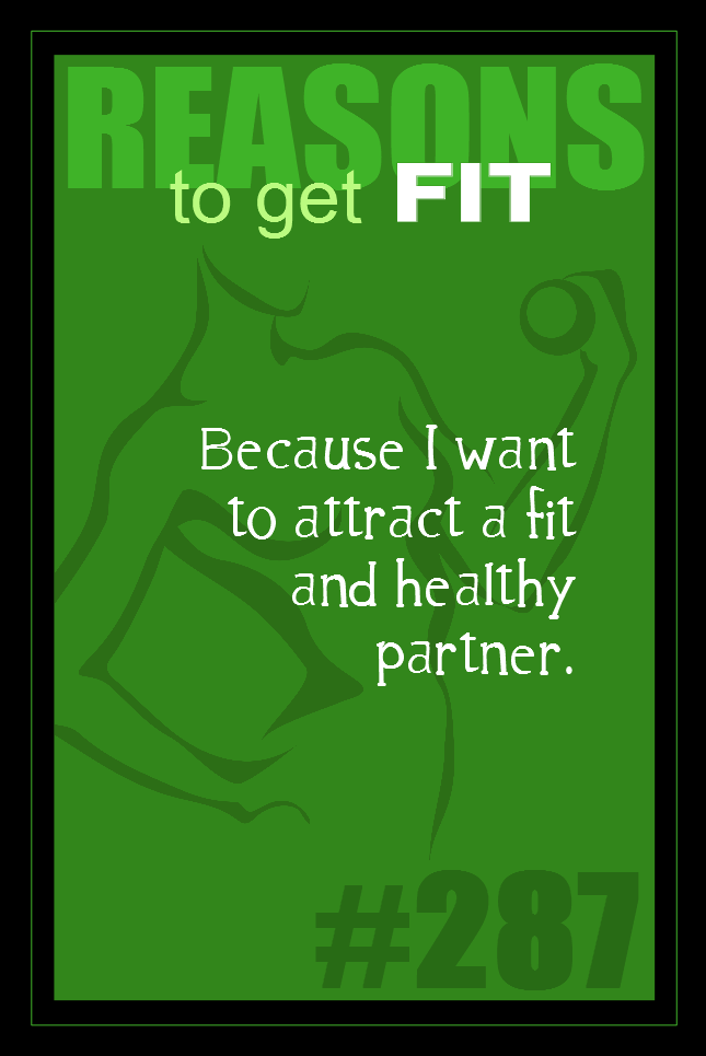 365 Reasons to Get Fit #287
