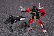 Pre-Order - Takara Tomy Transformers Masterpiece MP-15 Rumble & Jaguar (Reissue)