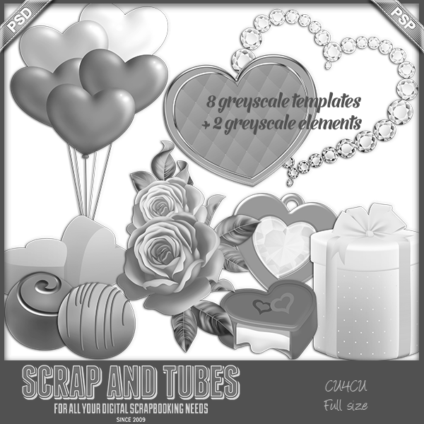 New In Stores Valentine Mix Templates 6 Fscu4cu Scrap And