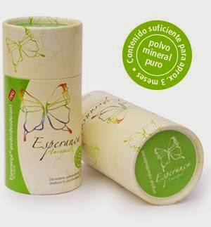 Desodorante natural Esperança