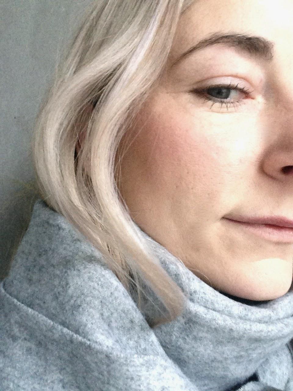 Wool Scarf, H&M Premium Quality, Grey