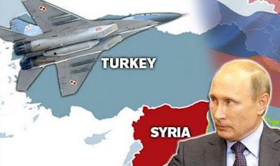 Presiden Rusia Vladimir Putin