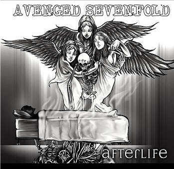 Avenged Sevenfold Afterlife Minus One Drum