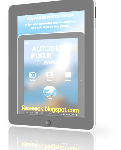 aplikasi edit foto autodesk Pixlr – Free Photo Editor terbaru