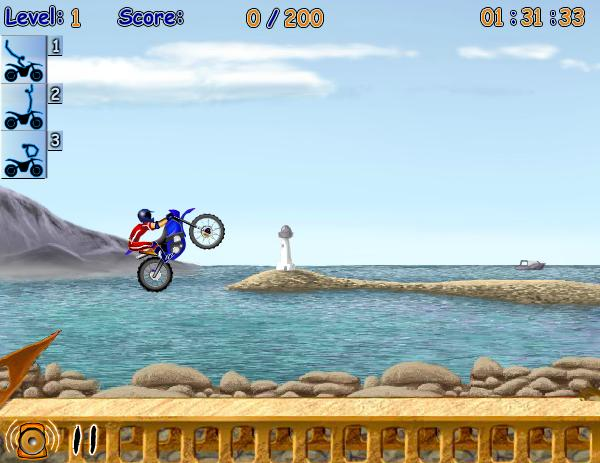 Moto cross oyunu oyna motorsiklet oyunları moto kros