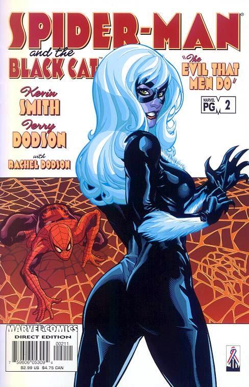 Homem-Aranha e Gata Negra - O mal nos corações dos Homens #2