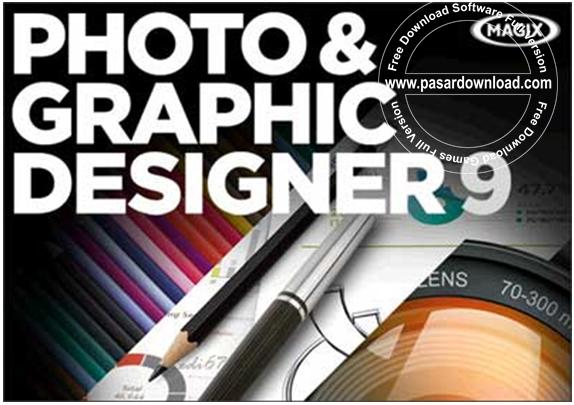 Download Gratis Magix Photo and Graphic Designer 9.2.8.32681 Full Crack