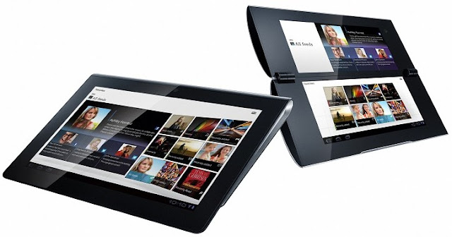 Xperia Tablet S and Tablet Z