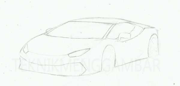 20 Inspirasi Sketsa Gambar Mobil Lamborghini Veneno Tea And Lead