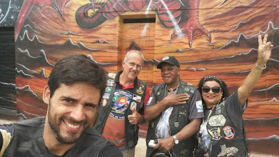 882 motociclistas de todo o brasil marcaram presen 231 a no 15 186 encontro