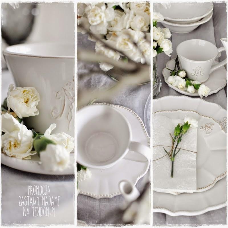 zastawa stołowa Madame