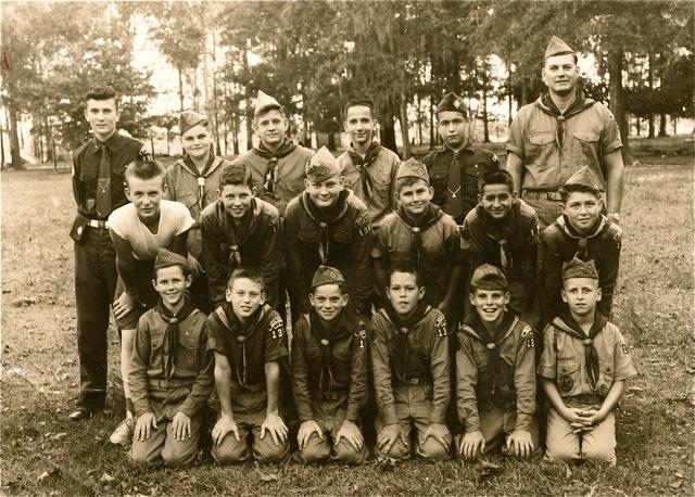 5 Louisiana Evangeline Camp Thistlethwaite BSA Boy Scouts America Patches