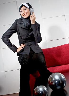 Model Pakaian Kerja Wanita Muslim Busana Kerja Wanita M