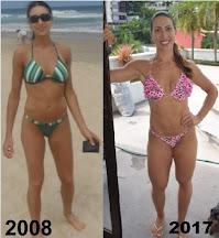 Antes e Depois da Nutri