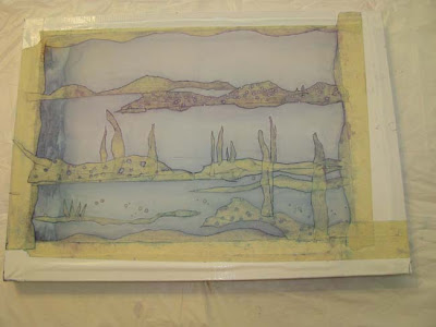 Deborah Younglao silk screen