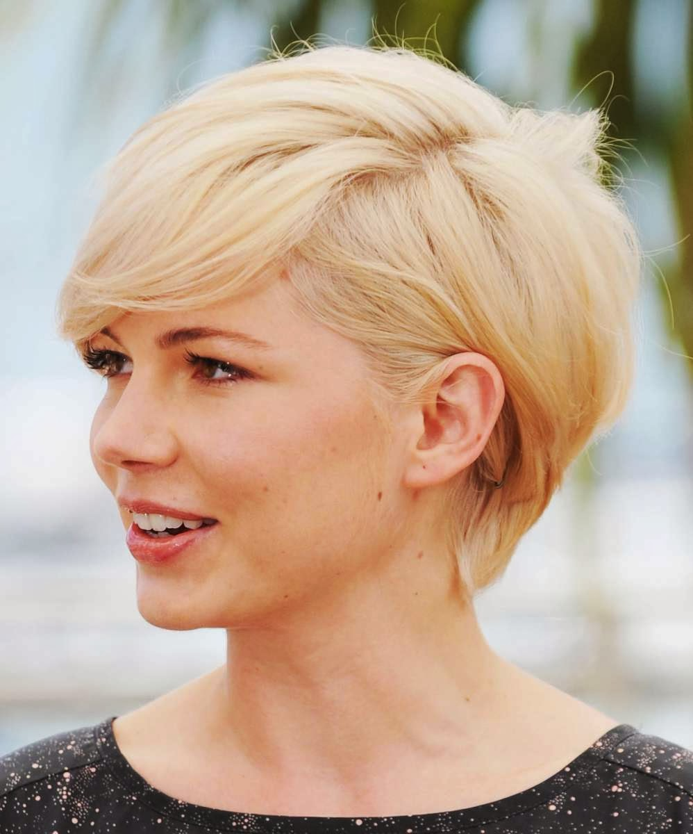 Superb Hairstyle: Good Short Haircut Styles