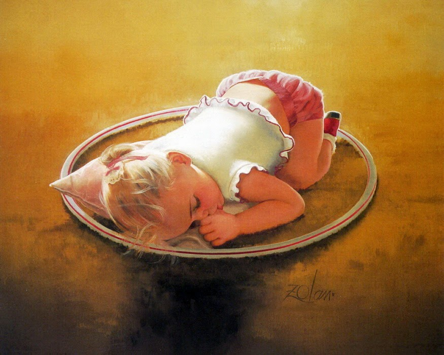 retratos-de-niños-pinturas-oleo