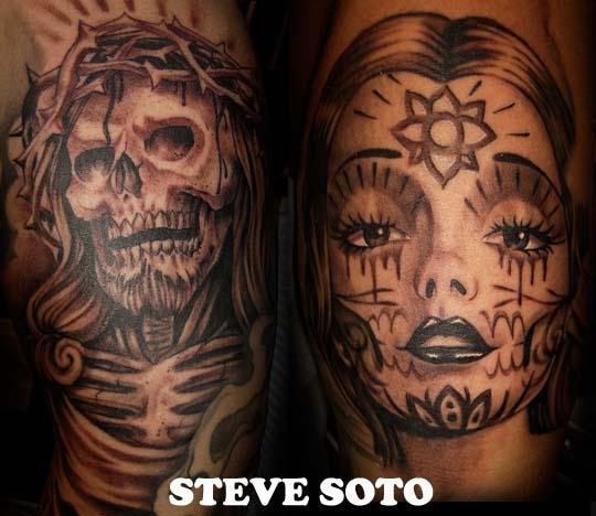 Tattoo lifestylez tattoo lifestylez feature steve soto for Tattoo shops in anaheim ca