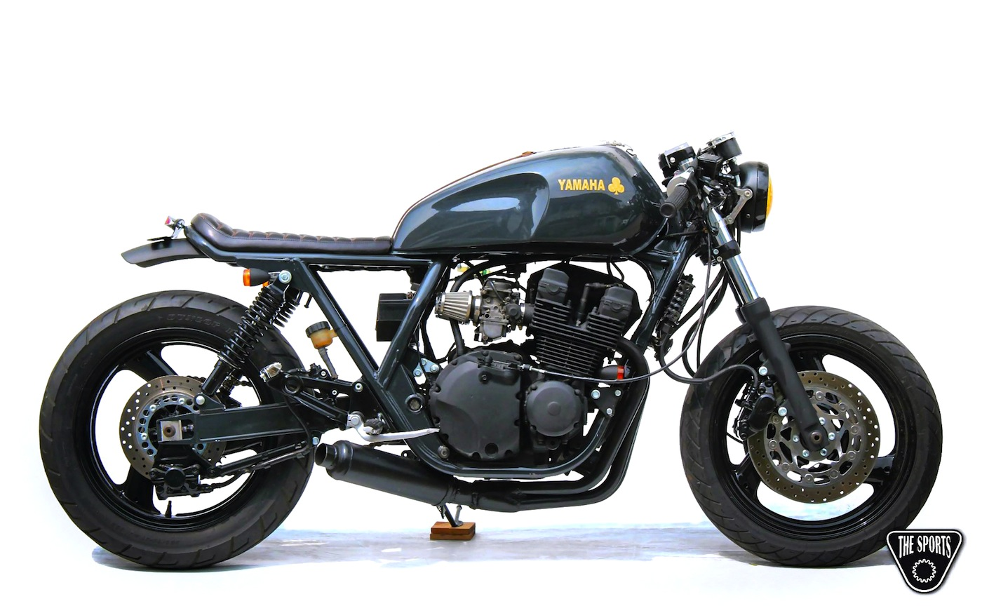 Xjr 400 By The Sports Inazuma Caf 233 Racer