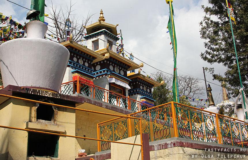 Dalai Lama Main Temple
