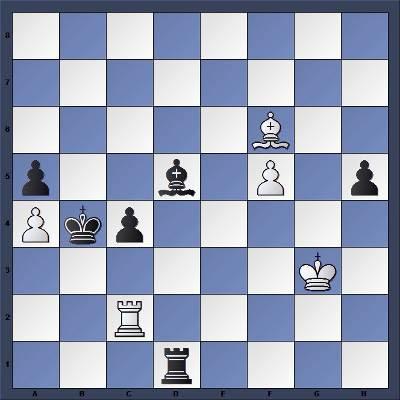 Les Noirs jouent et gagnent en 1 coup - Niveau Facile