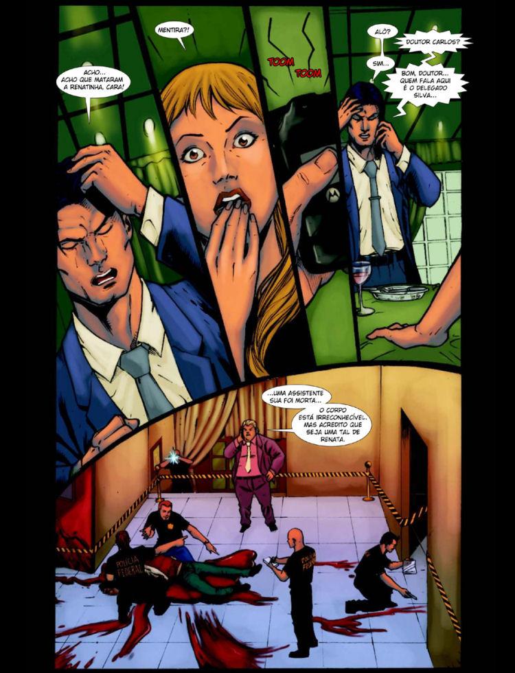 Guardião Noturno - Pagina 14