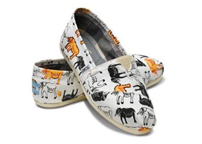 Elefántos női cipő