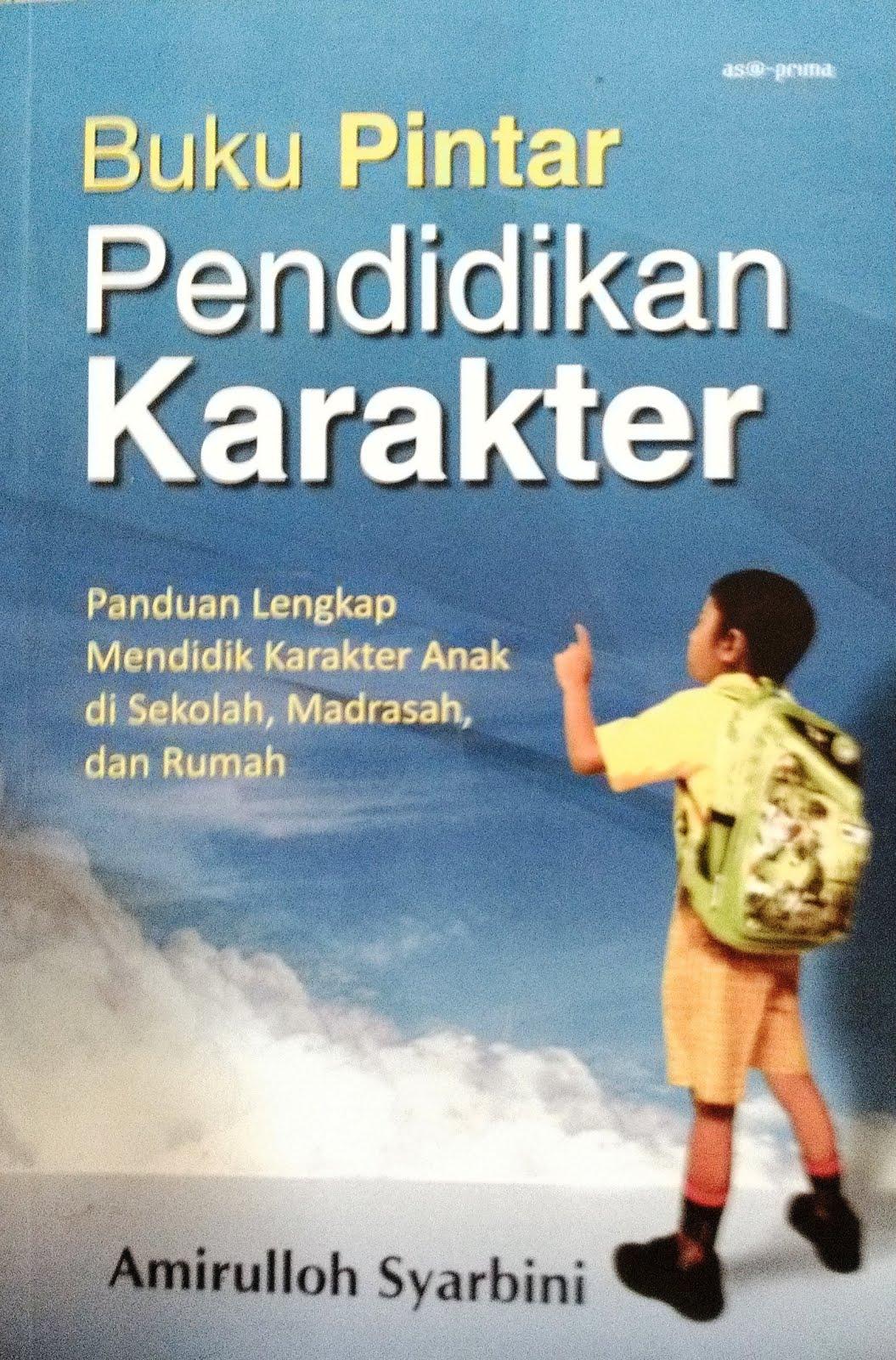 Buku Pendidikan Karakter