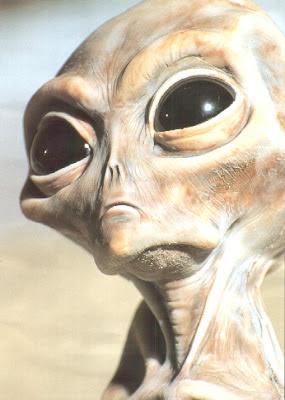 Серые - инопланетяне