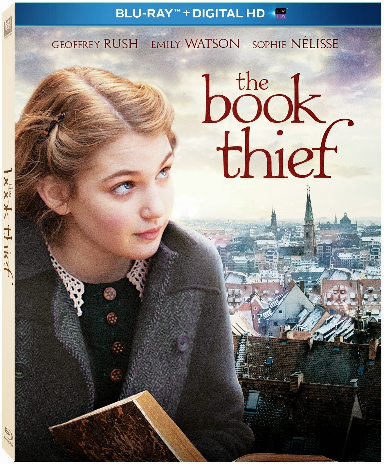 beth fish reads movie review giveaway the book thief book thief on bluray