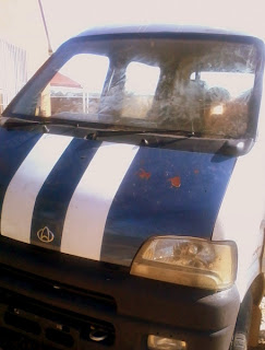 repaired bakkie