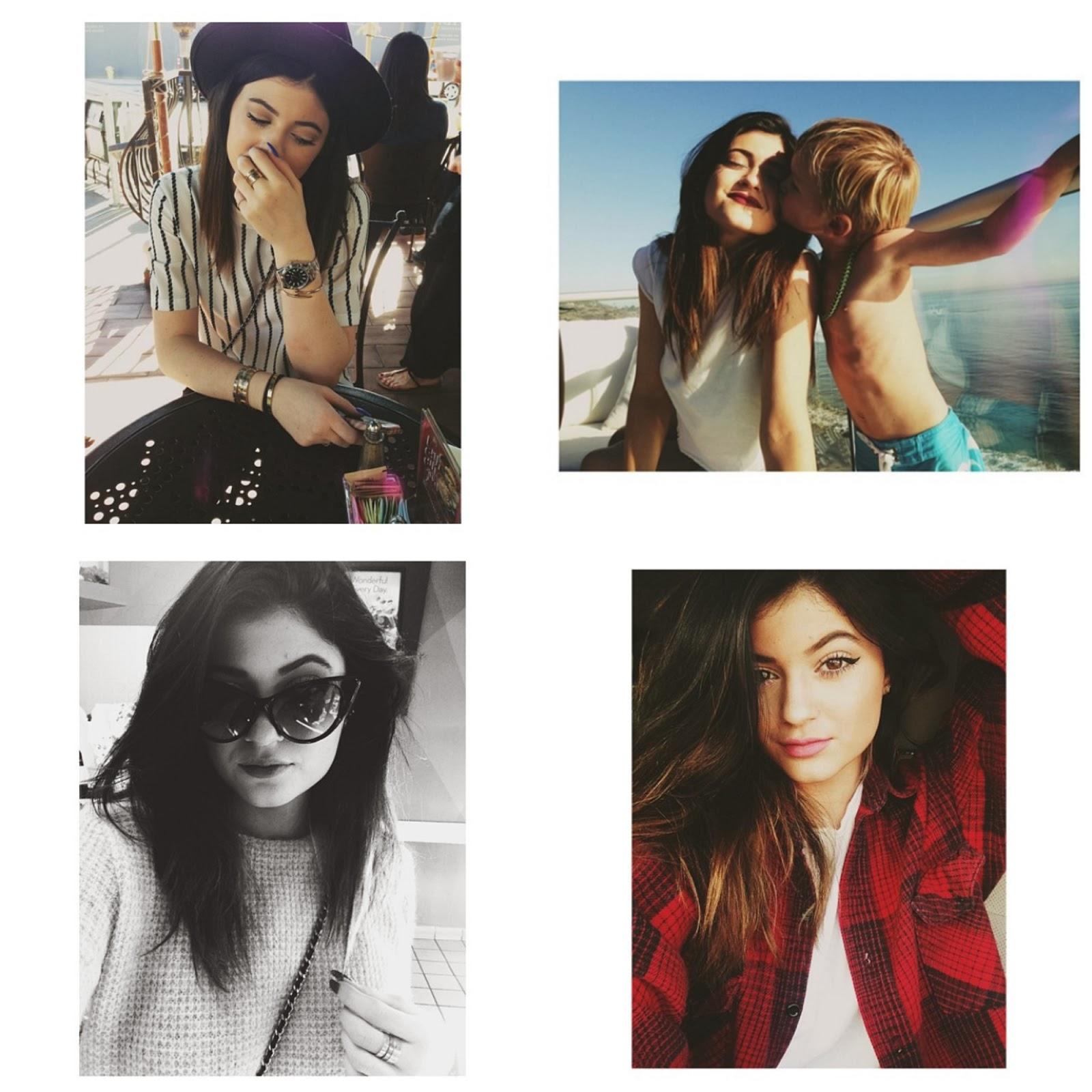 Hair Inspiration: Kylie Jenner