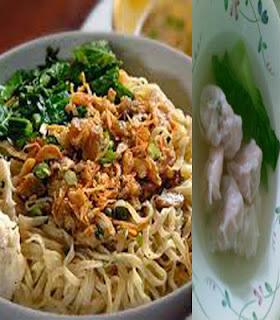 Resep Cara Membuat Mie Ayam Khas Jakarta
