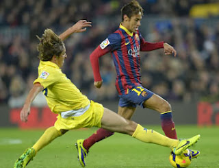 SPANISH FOOTBALL - LIGA - 2013