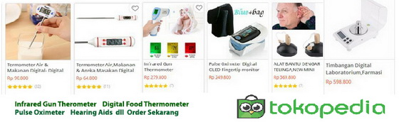 Thermometer Digital,Timbangan digital,Nebulizer