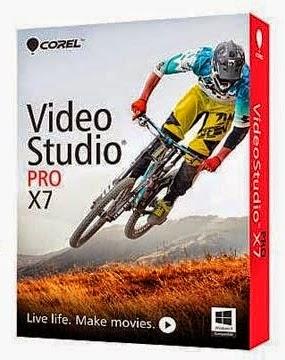 Corel VideoStudio Pro X7 Cover Logo by http://jembersantri.blogspot.com