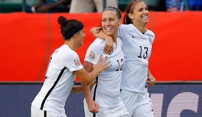 USWNT vs China FIFA Women's World Cup Quarterfinals Live Stream