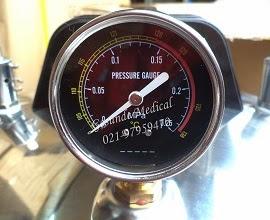 Pressure Gauge Autoclave
