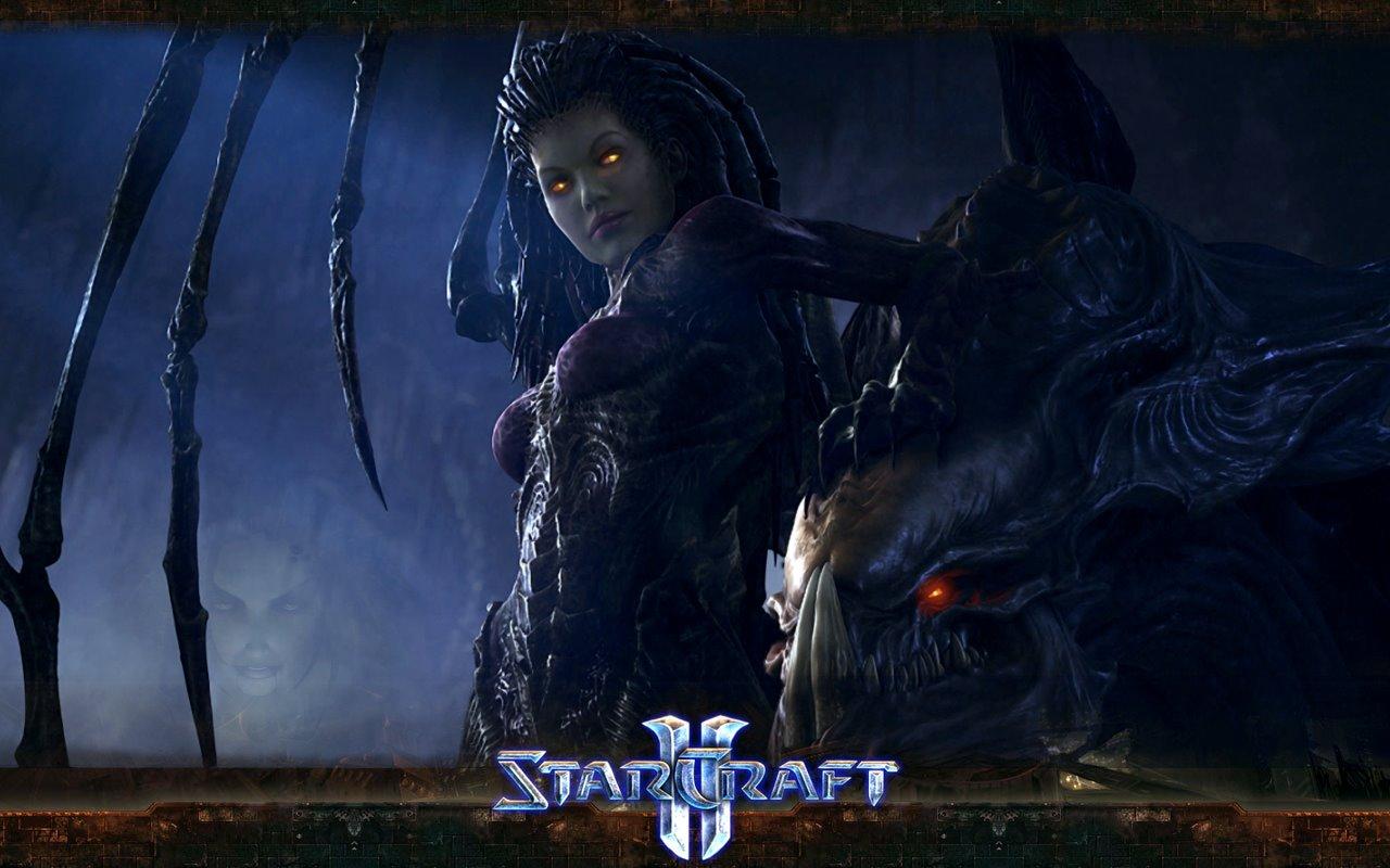 StarCraft 2 Kerrigan